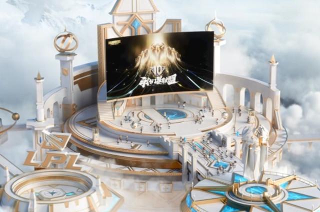 英雄联盟十周年宇宙竞技场是什么活动 线下庆典的时间是什么时候