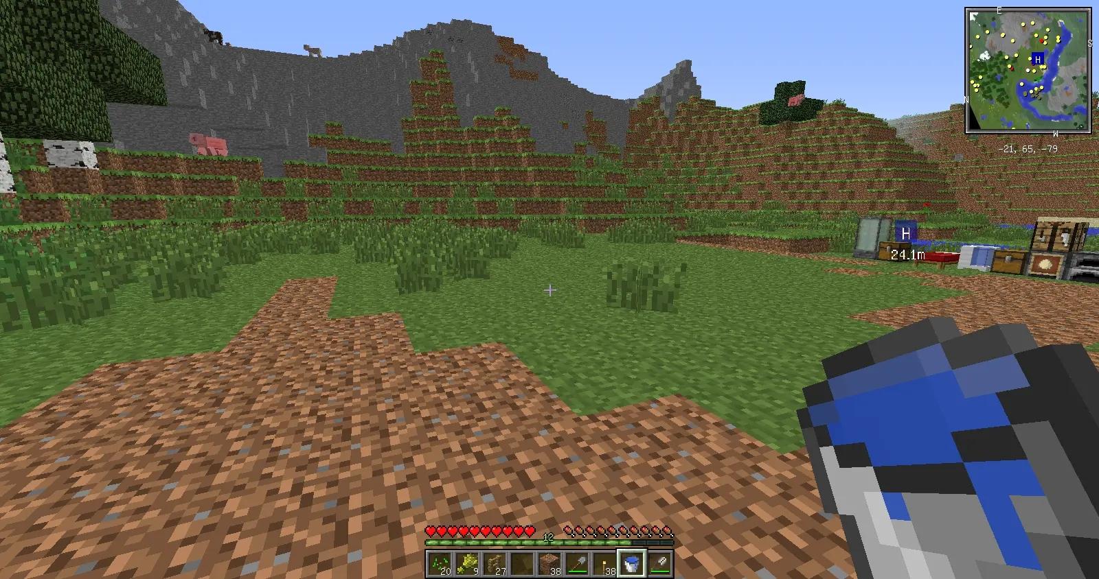 我的世界沼泽小屋作用介绍